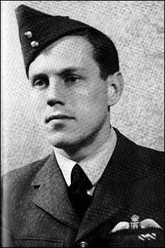 Wing Commander Pat Gibbs