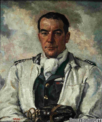 Harry BROADHURST by Cuthbert Orde (1941)