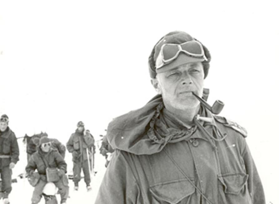 Colonel Jens Anton Poulsson