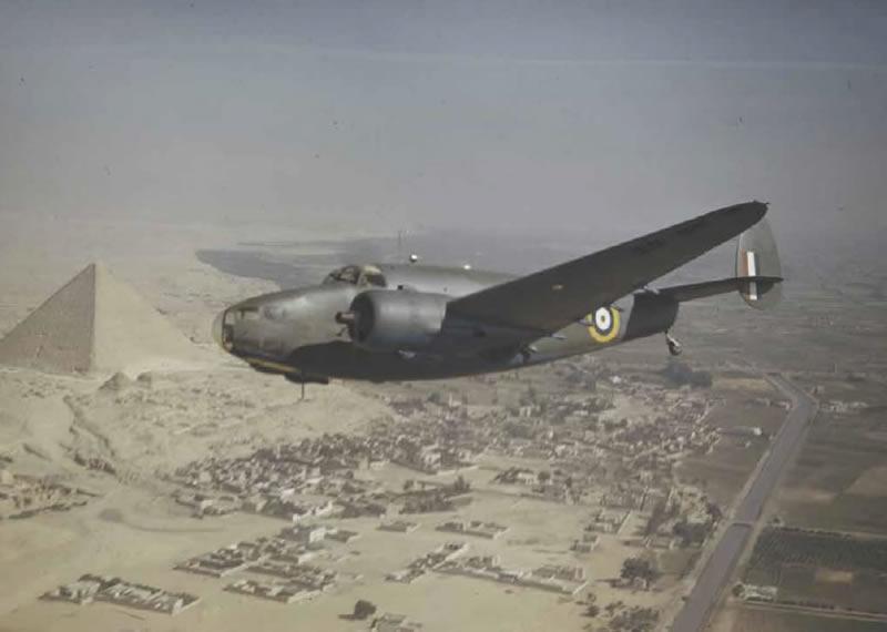 RAF in Egypt 1942