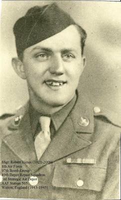 Captain John W COX